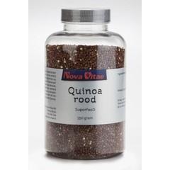 Nova Vitae Quinoa graan rood (350 gram)