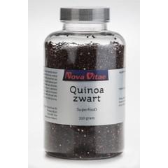 Nova Vitae Quinoa graan zwart (350 gram)