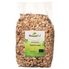 Bountiful Spelt muesli bio (500 gram)
