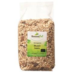 Bountiful Muesli basis bio (750 gram)