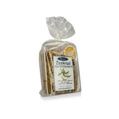 Salterra Zeekraal crackers spelt (7 stuks)