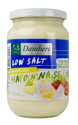 Damhert Mayonaise natriumarm glutenvrij (300 gram)
