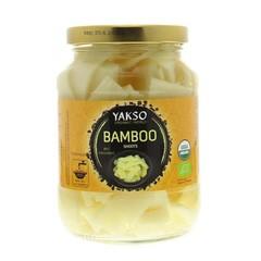 Yakso Bamboescheuten (340 gram)