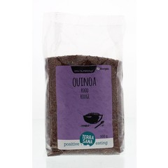 Terrasana Quinoa rood (500 gram)