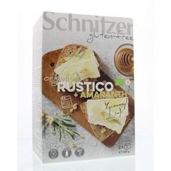 Schnitzer Rustico amaranth (500 gram)