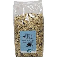 Terrasana Muesli noten & zuidvruchten (1 kilogram)