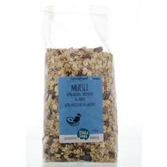 Terrasana Muesli noten & zuidvruchten (750 gram)