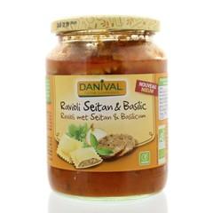 Danival Ravioli met seitan (670 gram)