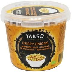 Yakso Gebakken uitjes (100 gram)