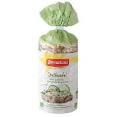 Zonnatura Speltwafels met quinoa (100 gram)
