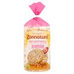 Zonnatura Boekweitwafels met quinoa (100 gram)