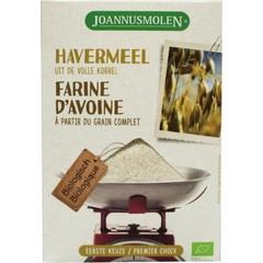 Joannusmolen Havermeel eerste keuze (200 gram)