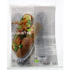 Schnitzer Baguette rustic 160 gram (2 stuks)