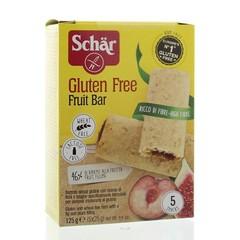 Dr Schar Fruit bar (125 gram)