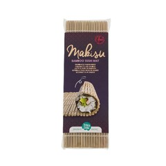 Terrasana Bamboe sushi matje (1 stuks)