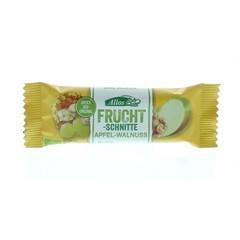 Allos Vruchtenreep appel / walnoot (30 gram)