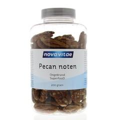 Nova Vitae Pecannoten ongebrand raw (200 gram)