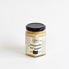 Ton's Mosterd Mayonaise hot pepper (170 gram)