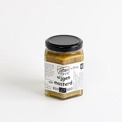 Ton's Mosterd Mosterd vijgen (170 gram)