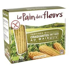 Pain Des Fleurs Mais rijst crackers (150 gram)