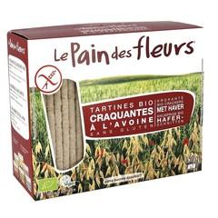 Pain Des Fleurs Haver crackers (150 gram)