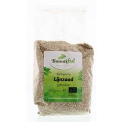 Bountiful Lijnzaad gebroken (400 gram)