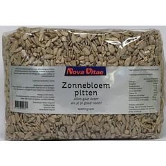 Nova Vitae Zonnebloempitten (1 kilogram)