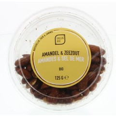 Greenage Amandelen met zeezout (125 gram)
