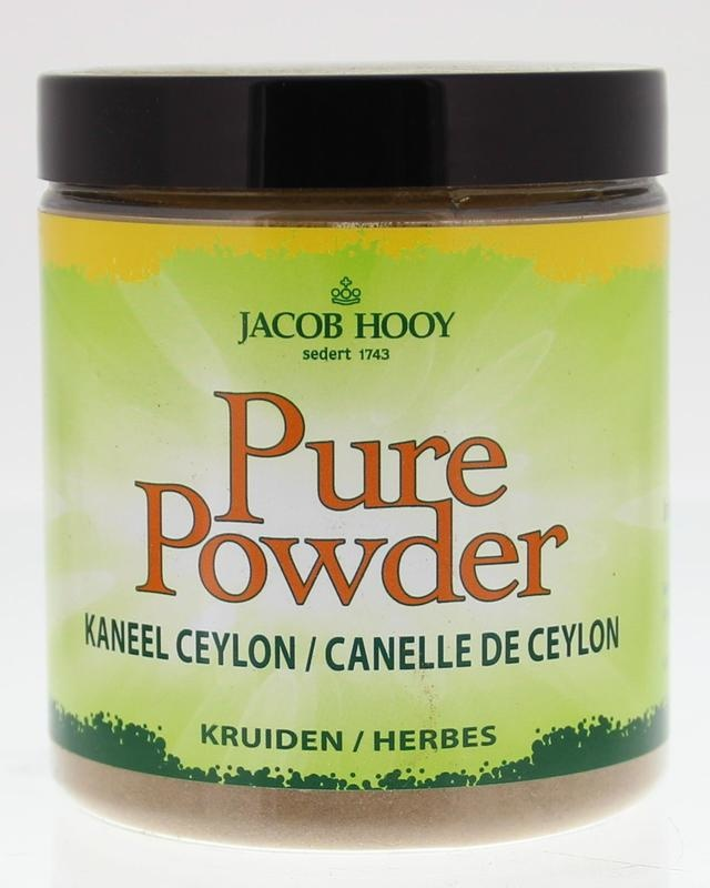 Jacob Hooy Jacob Hooy Kaneel Ceylon (80 gram)
