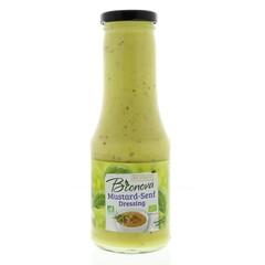 Bionova Mosterd salade dressing (290 ml)