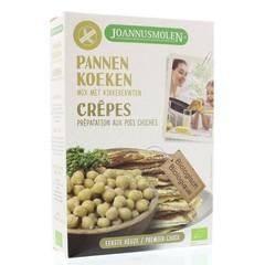 Joannusmolen Pannenkoeken mix met kikkererwt (300 gram)