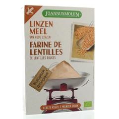 Joannusmolen Linzenmeel van rode linzen (275 gram)