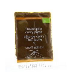 Onoff Thaise gele currypasta (50 gram)