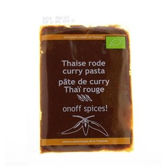 Onoff Thaise rode currypasta (50 gram)