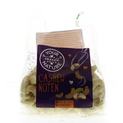 Your Organic Nat Cashew noten bio (120 gram)