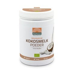 Mattisson Vegan kokosmelk poeder bio (300 gram)