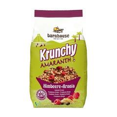 Barnhouse Krunchy amaranth framboos aronia (375 gram)