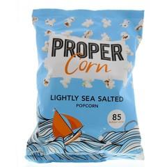 Propercorn Popcorn lightly sea salted (70 gram)