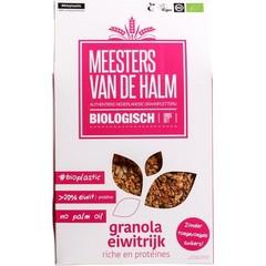 De Halm Granola eiwitrijk (350 gram)