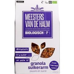 De Halm Granola suikerarm (350 gram)