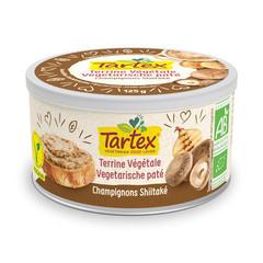 Tartex Pate champignon (125 gram)