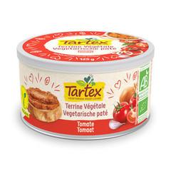Tartex Pate tomaat (125 gram)