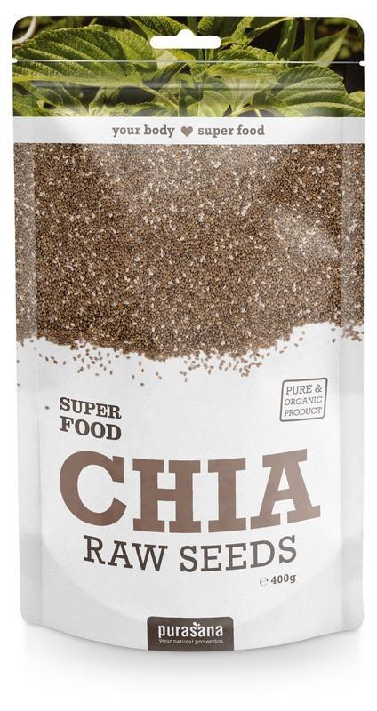 Purasana Chia seeds (400 gram)