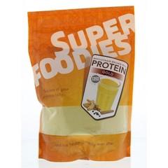 Superfoodies Protein powder gold (500 gram)