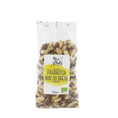 Nice & Nuts Paranoten rauw (750 gram)