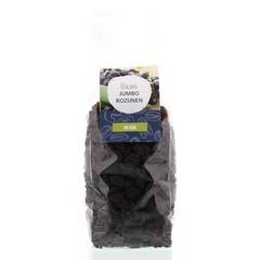 Mijnnatuurwinkel Blauwe jumbo rozijnen (500 gram)
