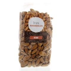 Mijnnatuurwinkel Bruine amandelen (450 gram)