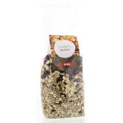Mijnnatuurwinkel Cranberries muesli (400 gram)