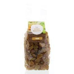 Mijnnatuurwinkel Gele jumbo rozijnen (450 gram)