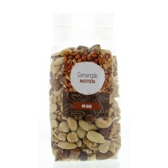 Mijnnatuurwinkel Gemengde noten (400 gram)